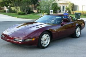 1993 Chevrolet Corvette 40TH ANNIVERSARY COUPE - 21K MI