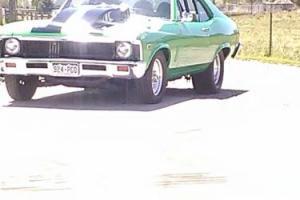 1969 Chevrolet Nova SS Photo
