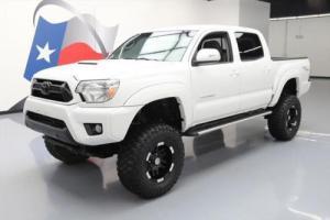 2012 Toyota Tacoma 4X4 DBL CAB TRD SPORT LIFT NAV