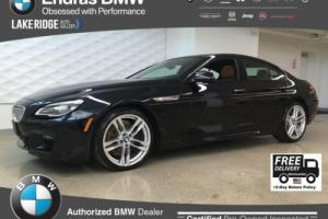 2016 BMW 6-Series 650i xDrive