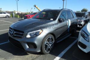 2017 Mercedes-Benz GLE AMG GLE 43 4MATIC SUV