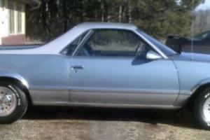 1987 Chevrolet RWD Automatic