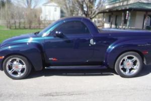 2005 Chevrolet SSR SSR