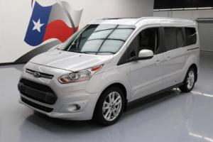 2014 Ford Transit Connect TITANIUM LEATHER PANO NAV