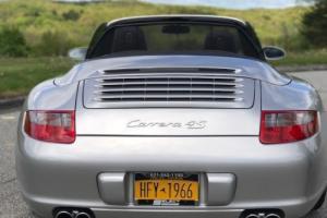 2006 Porsche 911 2dr Cabriolet Carrera 4S