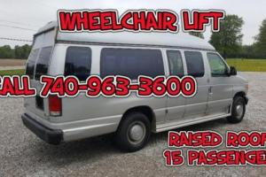 2001 Ford E-350 CLUB WAGON EXT EXTENDED