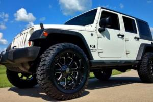 2008 Jeep Wrangler Wrangler JK $4k Extras New Lift Wheels Tires ETC