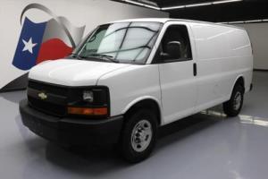 2012 Chevrolet Express 2500 CARGO V8 REAR CAM PARTITION