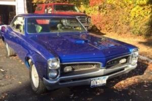 1967 Pontiac GTO lemans