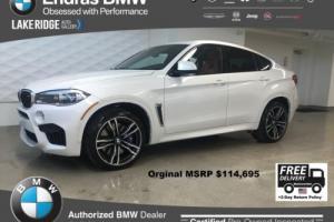 2017 BMW X6 --