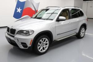 2012 BMW X5 XDRIVE35I AWD PANO ROOF NAV HTD LEATHER