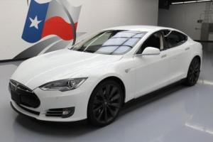 2013 Tesla Model S P85+ PERFORMANCE TECH NAV 21'S