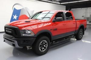 2016 Dodge Ram 1500 REBEL 4X4 HEMI NAV REAR CAM