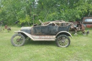 1915 Ford Model T  | eBay Photo