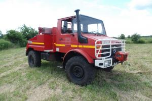 1980 Mercedes-Benz 1300L Unimog 4x4 diesel OM352 1988 1300L Photo