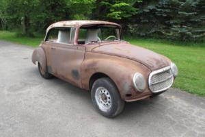 1960 Auto Union DKW 3=6 1000 G80 3=6