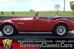 1964 Austin Healey 3000 --