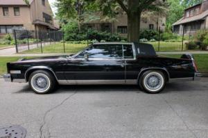 1985 Cadillac Eldorado Photo