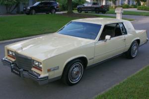 1982 Cadillac Eldorado COUPE - TWO OWNER SURVIVOR - 35K MI