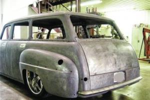 1953 DeSoto Station Wagon