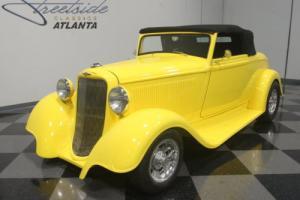 1933 Dodge Cabriolet