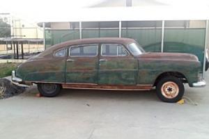 1949 Hudson Super Six --