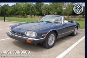 1988 Jaguar XJ LOW MILES, RARE OPTIONS, VERY ORIGINAL!