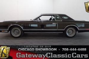 1978 Lincoln Continental Mark V for Sale