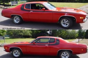 1973 Plymouth Road Runner coupe Photo