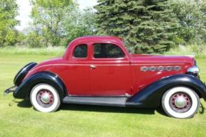 1935 Plymouth PJ Photo