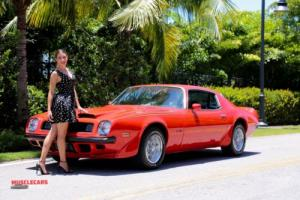 1974 Pontiac Firebird Formula Tribute