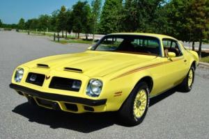 1975 Pontiac Firebird Formula PHS Docs Original Colors! Must See!