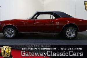 1968 Pontiac Firebird -- Photo