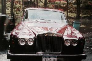 1980 Rolls-Royce Silver Shadow II Photo
