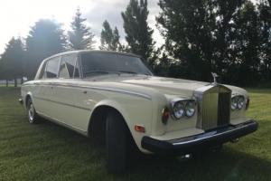 1976 Rolls-Royce Silver Shadow Silver Shadow 2