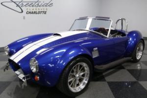 1965 Shelby Cobra Backdraft Racing