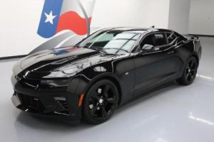 2017 Chevrolet Camaro 2SS 6-SPD HUD CLIMATE LEATHER