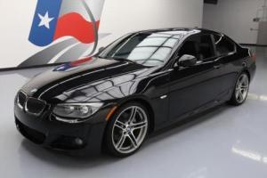 2013 BMW 3-Series 328I COUPE AUTO M-SPORT SUNROOF NAV 19'S