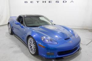 2009 Chevrolet Corvette 2dr Coupe ZR1 w/3ZR