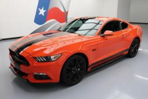 2015 Ford Mustang GT PREMIUM 6-SPD VENT LEATHER NAV