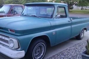 1966 Chevrolet C/K Pickup 1500 Photo