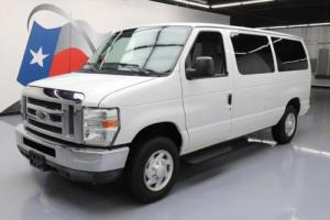 2010 Ford E-Series Van E150 XLT 9-PASSENGER VAN POOL PARK ASSIST