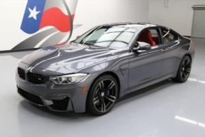 2016 BMW M4 COUPE EXECUTIVE CARBON ROOF NAV HUD 19'S