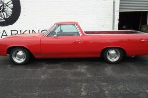 1967 Chevrolet El Camino Photo