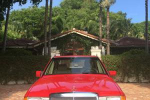 1993 Mercedes-Benz E-Class E