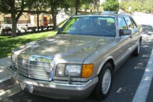 1988 Mercedes-Benz 300-Series