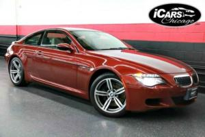 2008 BMW M6 2dr Coupe