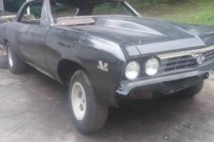 1967 Chevrolet Chevelle 136