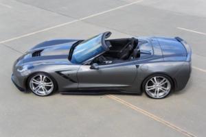 2015 Chevrolet Corvette Z51 3LT Convertible Show Car