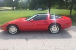 1995 Chevrolet Corvette Couple